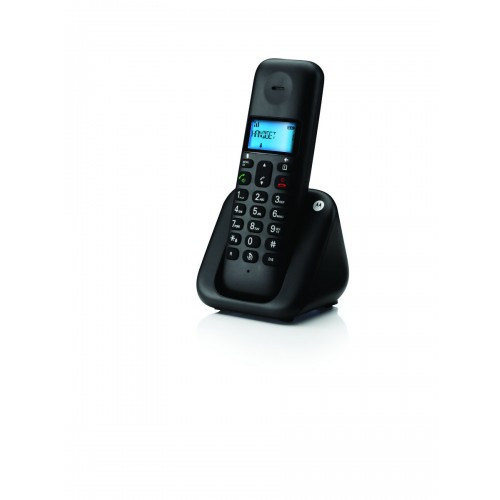 Motorola T301+ 數碼室內無線電話