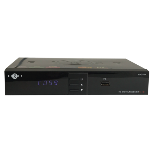 Eight EHD768 數碼高清接收器