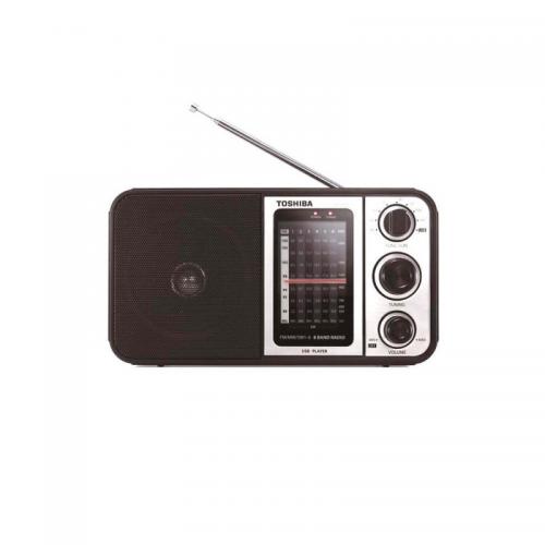 Toshiba 東芝 TY-HRU30 USB多頻段收音機