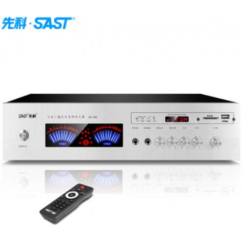 SAST先科 D5-300A(NW)擴音機(功放機) 吸頂天花喇叭 公共廣播 背景音樂 藍牙