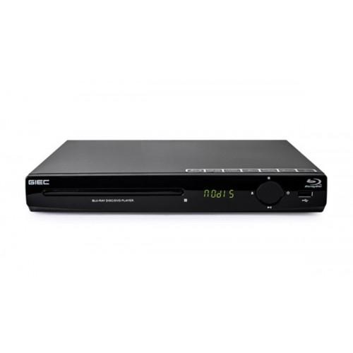 杰科 GIEC Blu-ray 藍光讀碟機王 BDP-G2805