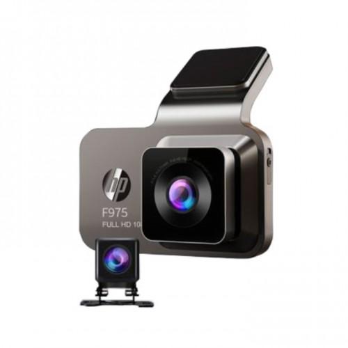 HP F975X行車記錄儀,WIFI連接,GPS,內置倒車攝像頭