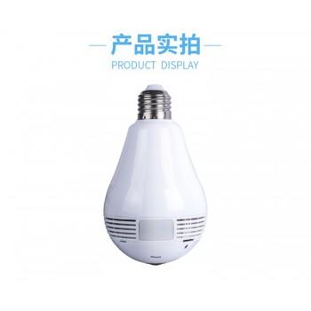 360度IPCAM燈泡E27 WIFI無線手機監控