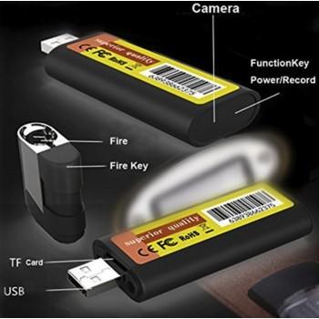 1080P針孔高清錄影打火機